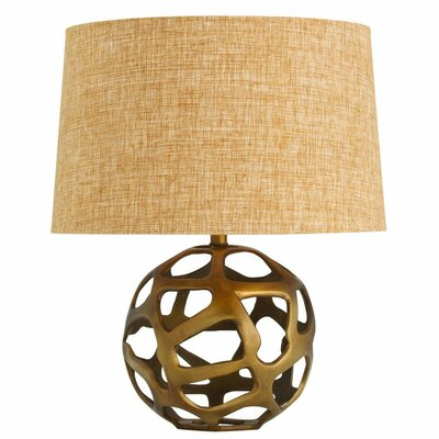 "ARTERIORS Home Ennis 20.5"" H Table Lamp with Drum Shade"
