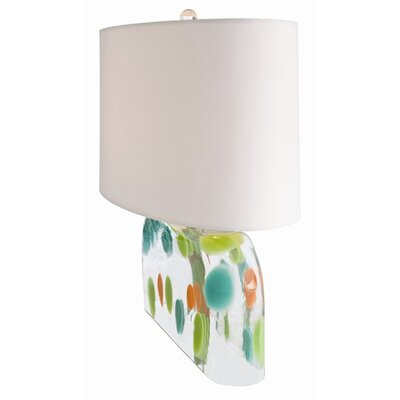"ARTERIORS Home Tara 20"" H Table Lamp with Oval Shade"