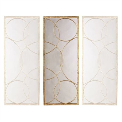 ARTERIORS Home Nikita Gold Iron Mirror