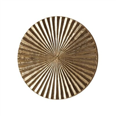 ARTERIORS Home Apollo Metal / Wood Wall Plaque