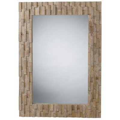 ARTERIORS Home Gavin Wood Mosaic Mirror