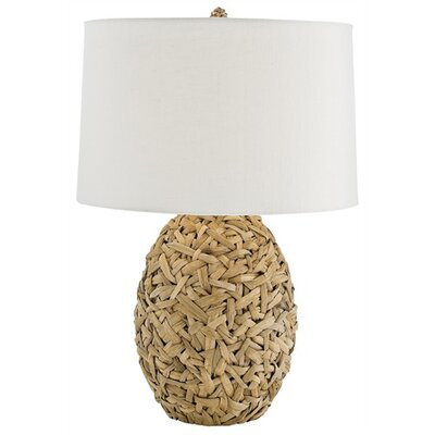 ARTERIORS Home Camen Woven Natural Lily Grass Lamp