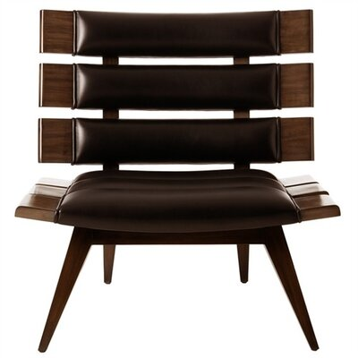 ARTERIORS Home Mercedes Leather Side Chair