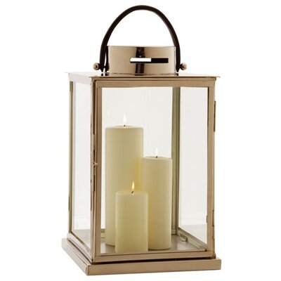 ARTERIORS Home Albany Metal / Glass Lantern