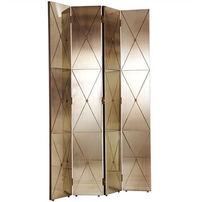 ARTERIORS Home Stephan Antique Mirror Room Screen