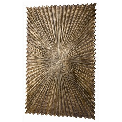 ARTERIORS Home Pavlo Metal / Wood Wall Plaque