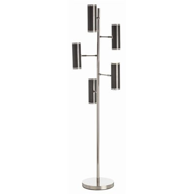 ARTERIORS Home Pruitt 5 Light Metal Floor Lamp