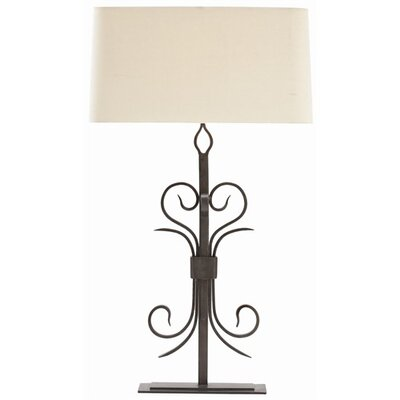 ARTERIORS Home Cranleigh Forged Natural Iron Lamp