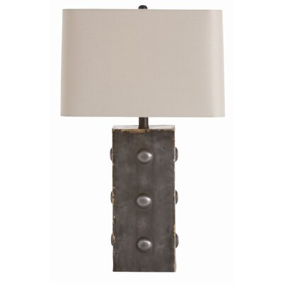 """ARTERIORS Home Baker 26"""" H Table Lamp with Square Shade"""