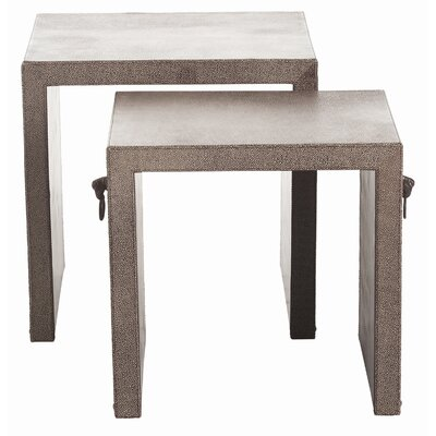 ARTERIORS Home Equus 2 Piece Nesting End Table