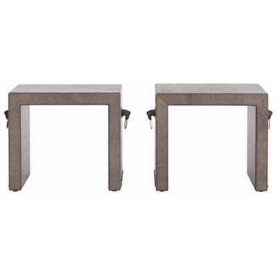ARTERIORS Home Equus End Table (Set of 2)