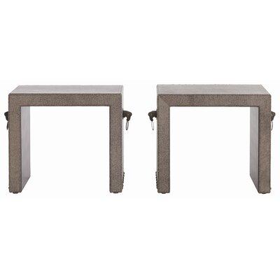ARTERIORS Home Equus End Table (Set of 2)