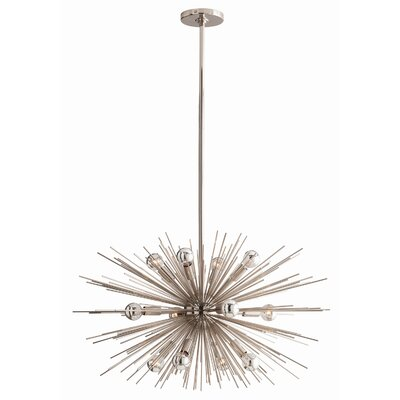 ARTERIORS Home Zanadoo 12 Light Small Chandelier