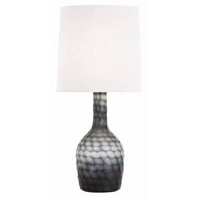 """ARTERIORS Home Busy 25.5"""" H Table Lamp with Drum Shade"""