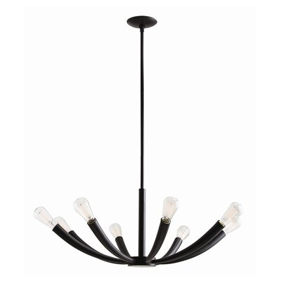 Dieter 8 Light Mini Chandelier
