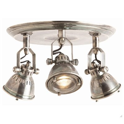 ARTERIORS Home 3L Flush Mount Fixture