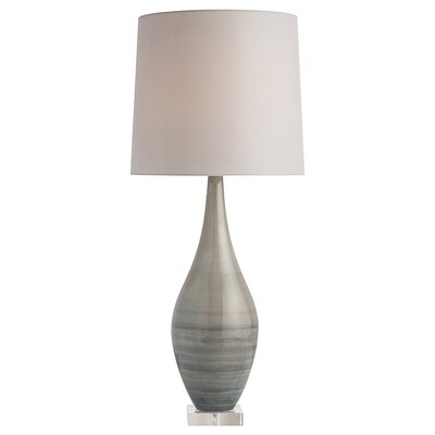 "ARTERIORS Home Hunter 41"" H Table Lamp with Drum Shade"
