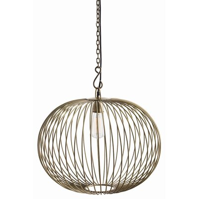 ARTERIORS Home Grayer 1 Light Globe Pendant