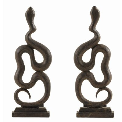 ARTERIORS Home Heath Andirons