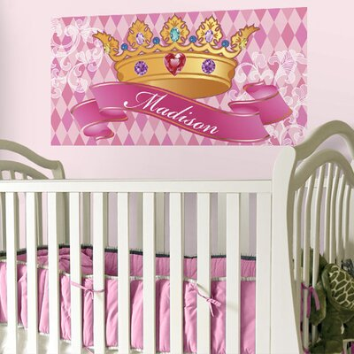 4 Walls Princess Wall Decal