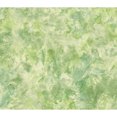 4 Walls Whimsical Children's Vol. 1 Tie-Dye Wallpaper in Lime