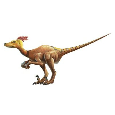 4 Walls Velociraptor Wall Decal