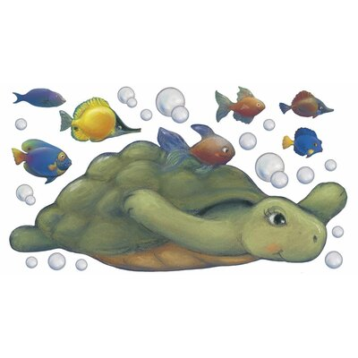 4 Walls Sea Turtle Wall Decal
