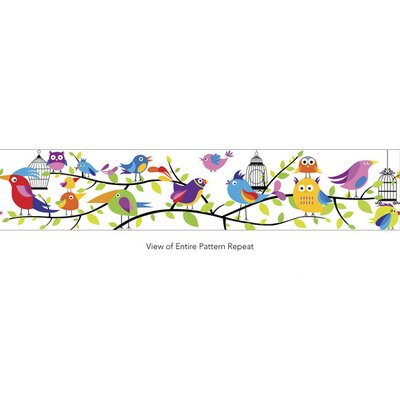 4 Walls Tweety Pie Border