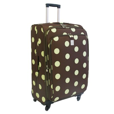 "Jenni Chan Dots 360 Quattro 28"" Spinner Upright"