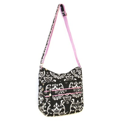 Jenni Chan Damask Soft Crossbody