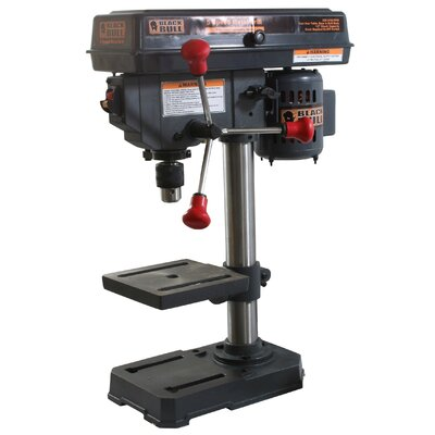 Buffalo Tools 5 Speed Drill Press