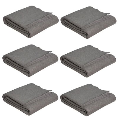 Buffalo Tools Moving Blanket (Set of 6)