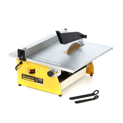 Buffalo Tools Pro Series 0.75 HP 120 V Bench Top Tile Saw