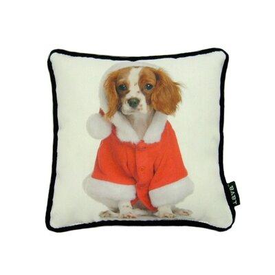 lava Lava Holiday Cavalier Pillow