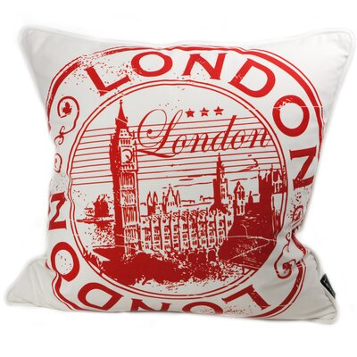 lava London Feather Filled Pillow