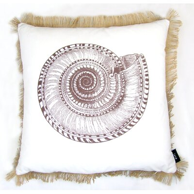 St. John Feather Filled Pillow
