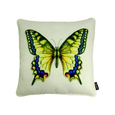 lava Jaune Polyester Pillow