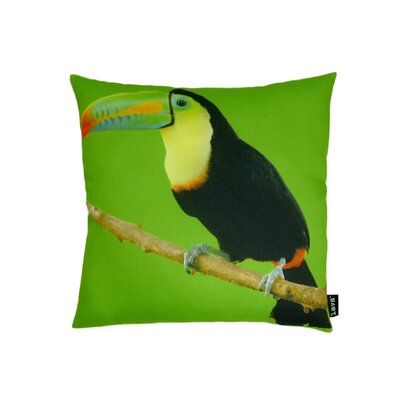 lava Toucan Polyester Pillow