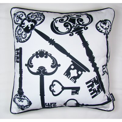 lava Key Polyester Pillow