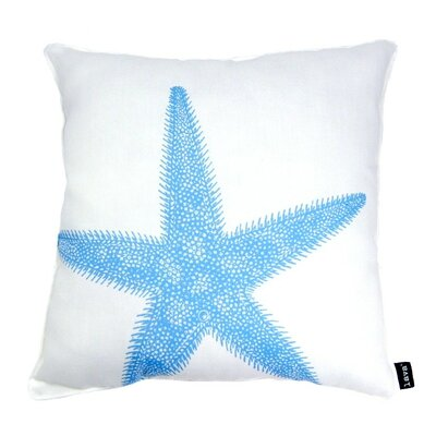 lava Starfish Polyester Pillow
