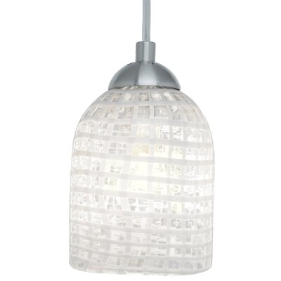 Bimbi 1 Light Line Voltage Pendant
