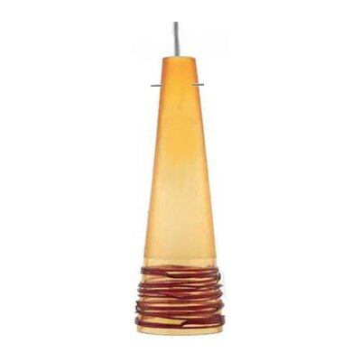 Fili Large 1 Light Line Voltage Pendant