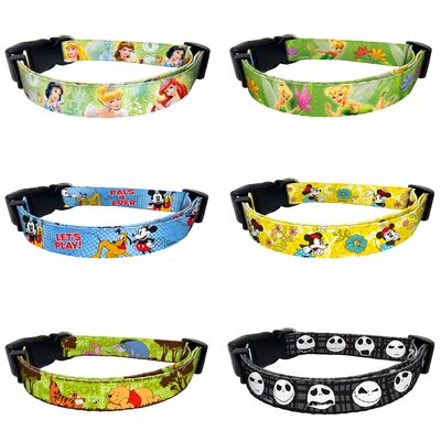 Platinum Pets Disney Nylon Dog Collar