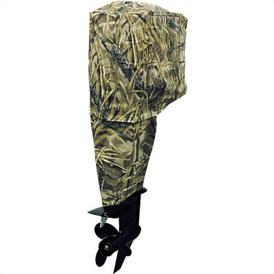 Classic Accessories Camo Boat Motor Cover