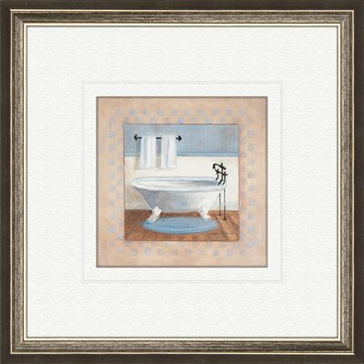 Pro Tour Memorabilia Country Bath B Framed Art