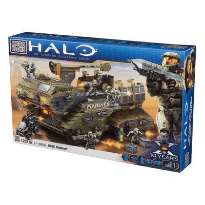 Mega Brands Halo UNSC Elephant