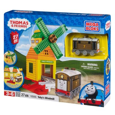 Thomas and Friends - Toby's Windmill