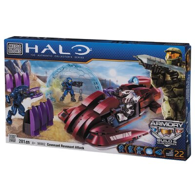 Mega Brands Halo - Covenant Revenant Attack