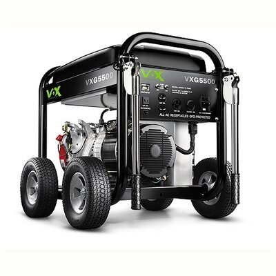 5,500 Watt Vox Industrial Oil Generator - 30339