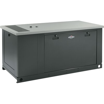 35 Kw Liquid-Cooled Standby Generator in Steel - 76032